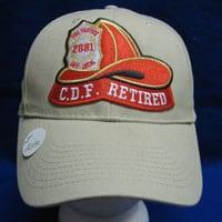 Cap-Baseball-Khaki-Retiree